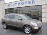 2008 Cocoa Metallic Buick Enclave CXL AWD #56564346