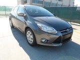 2012 Sterling Grey Metallic Ford Focus SE 5-Door #56564112
