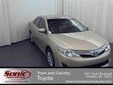 2012 Sandy Beach Metallic Toyota Camry LE #56564321