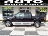 2011 Ebony Black Ford F150 XLT SuperCrew 4x4 #56609936