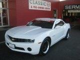 2010 Summit White Chevrolet Camaro LS Coupe #56609912
