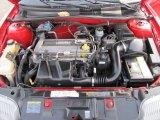 2002 Pontiac Sunfire Engines