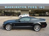 2007 Black Ford Mustang Shelby GT500 Coupe #56609883