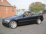 2005 Orient Blue Metallic BMW 3 Series 325i Sedan #56610362