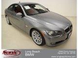 2009 Space Grey Metallic BMW 3 Series 328i Coupe #56609852