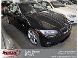 2012 Black Sapphire Metallic BMW 3 Series 335i Convertible #56609846