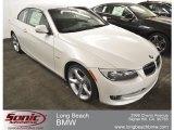 2012 Mineral White Metallic BMW 3 Series 335i Convertible #56609845
