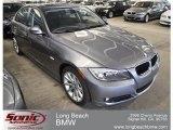 2011 Space Gray Metallic BMW 3 Series 328i Sedan #56609836