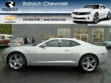 2012 Silver Ice Metallic Chevrolet Camaro LT Coupe #56610682
