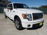 2011 Oxford White Ford F150 STX SuperCab #56609813