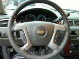 2011 Chevrolet Silverado 1500 LTZ Extended Cab 4x4 Steering Wheel
