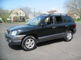 2003 Black Obsidian Hyundai Santa Fe GLS #56610250