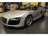 Audi R8 2012 Data, Info and Specs