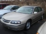 2001 Sandrift Metallic Chevrolet Impala LS #56609750
