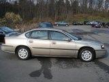 2001 Chevrolet Impala Sandrift Metallic