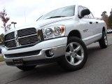 2007 Bright White Dodge Ram 1500 Thunder Road Quad Cab 4x4 #56609702