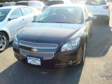 2012 Black Granite Metallic Chevrolet Malibu LTZ #56609693