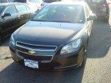 2012 Black Granite Metallic Chevrolet Malibu LT #56609692