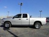 2004 Bright Silver Metallic Dodge Ram 1500 SLT Quad Cab #56610584