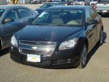 2012 Black Granite Metallic Chevrolet Malibu LS #56609681