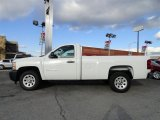 2012 Summit White Chevrolet Silverado 1500 Work Truck Regular Cab #56610581