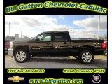 2012 Black Chevrolet Silverado 1500 LS Crew Cab 4x4 #56610567