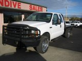 2007 Ford F250 Super Duty XL SuperCab 4x4 Stake Truck Data, Info and Specs