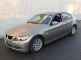 2007 Platinum Bronze Metallic BMW 3 Series 328xi Sedan #56609644