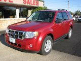 2009 Redfire Pearl Ford Escape XLT V6 4WD #56610542