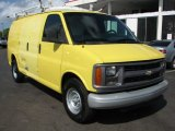 1998 Chevrolet Chevy Van G3500 Cargo Utility