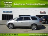 2010 Quicksilver Metallic Buick Enclave CX #56610488