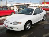 2003 Olympic White Chevrolet Cavalier Coupe #5662013