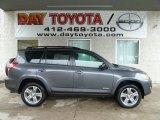 2011 Magnetic Gray Metallic Toyota RAV4 Sport 4WD #56609582