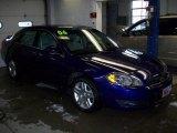 2006 Laser Blue Metallic Chevrolet Impala LTZ #5661960