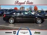 2005 Brilliant Black Crystal Pearl Chrysler 300 C HEMI #56609568