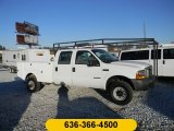 2000 Ford F350 Super Duty XL Crew Cab 4x4 Data, Info and Specs
