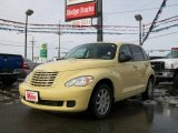 2007 Pastel Yellow Chrysler PT Cruiser Touring #5661985