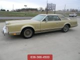 1978 Lincoln Continental Mark V Diamond Jubilee Edition Coupe