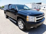 2008 Chevrolet Silverado 1500 LTZ Extended Cab 4x4 Data, Info and Specs