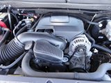 2008 Chevrolet Silverado 1500 LTZ Extended Cab 4x4 6.0 Liter OHV 16-Valve Vortec V8 Engine