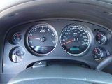 2008 Chevrolet Silverado 1500 LTZ Extended Cab 4x4 Gauges