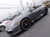 2012 Meteor Grey Metallic Porsche 911 Carrera 4 GTS Cabriolet #56609522