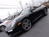 2012 Black Porsche 911 Black Edition Cabriolet #56609520