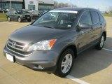 2010 Polished Metal Metallic Honda CR-V EX-L AWD #56610063