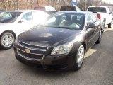 2012 Black Granite Metallic Chevrolet Malibu LS #56610041