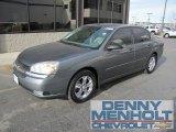2005 Medium Gray Metallic Chevrolet Malibu LT V6 Sedan #56610010