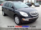 2011 Carbon Black Metallic Buick Enclave CXL #56609988