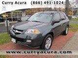 2006 Amazon Green Metallic Acura MDX  #56705148