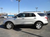 2011 Ingot Silver Metallic Ford Explorer FWD #56705428