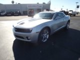 2012 Silver Ice Metallic Chevrolet Camaro LT Coupe #56705143